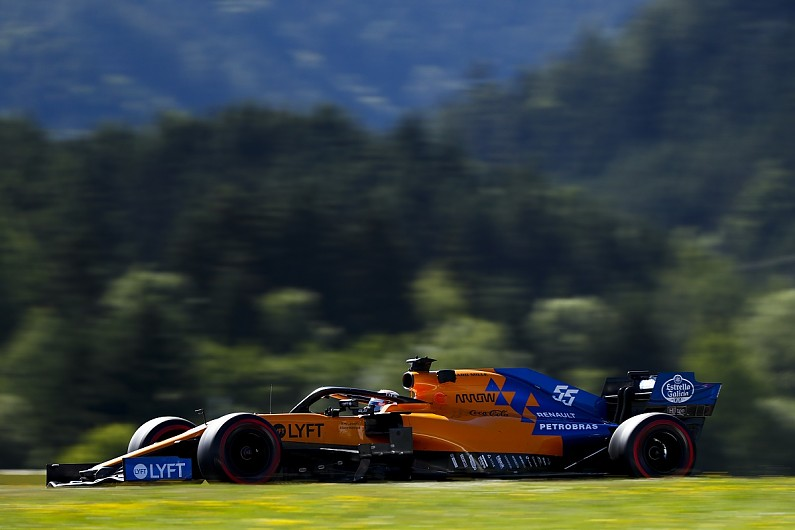 """Sainz: McLaren's promising pace """"sour feeling"""" with engine penalty"""