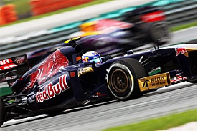 Daniel Ricciardo believes STR8 potential not unlocked yet