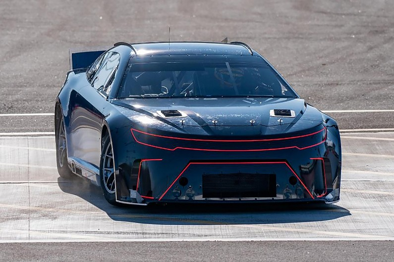 Phoenix test offers closer look at NASCAR Cup's Gen-7 car for 2021