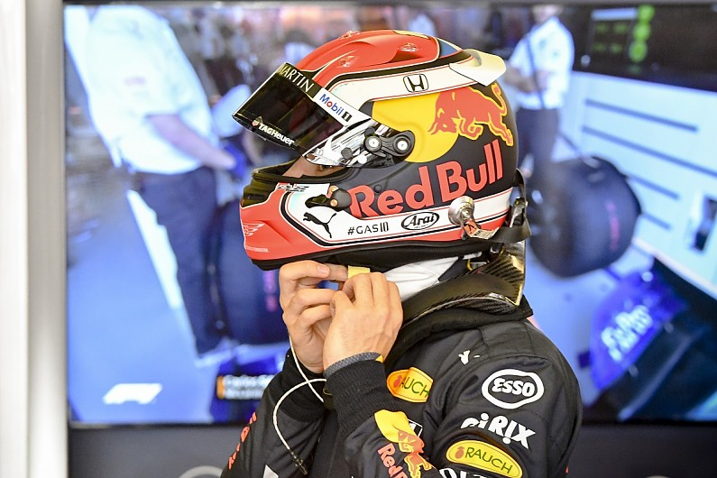 Red Bull owes Gasly apology for 'stupid' Australian GP qualifying