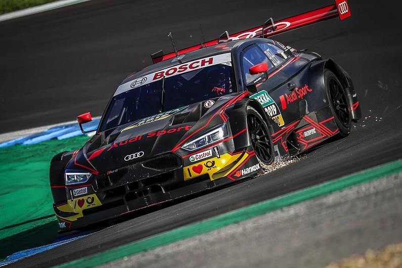 Audi Bmw Complete First 2019 Dtm Test At Estoril Dtm Autosport