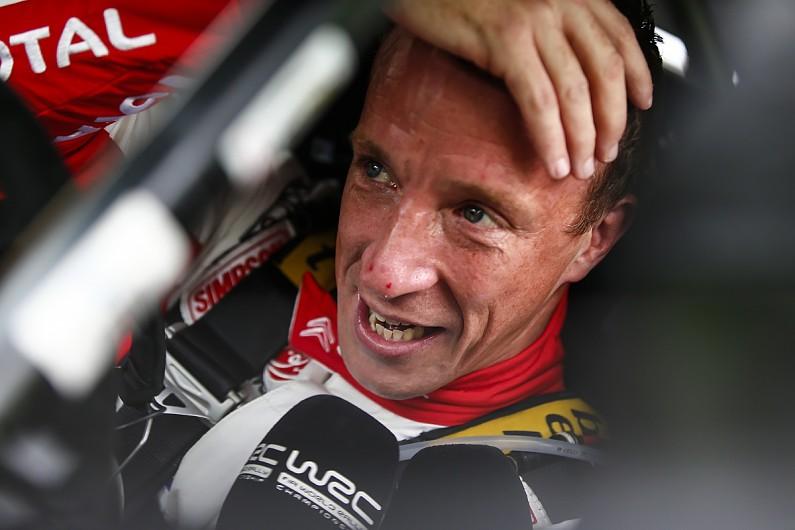 [WRC] 米克能否参加西班牙站待定
