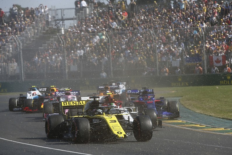 Cyril Abiteboul: 'Disappointed' Renault must be hard on itself