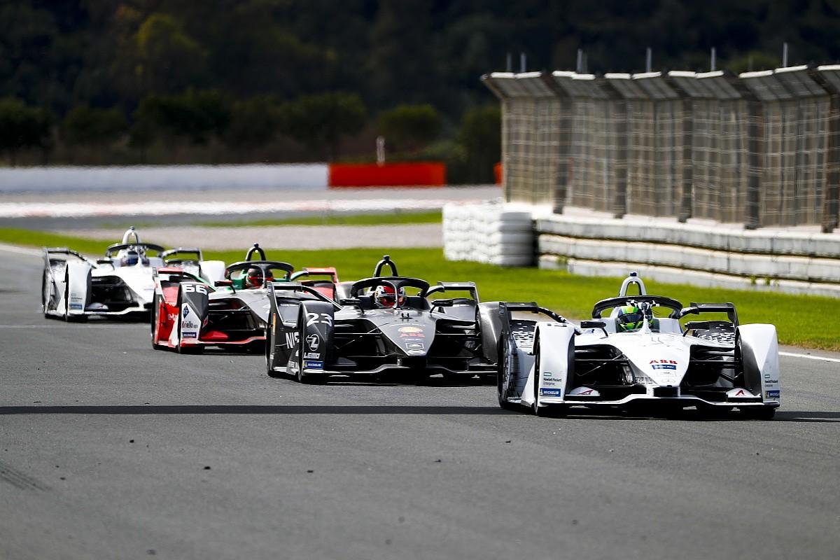 The surprising 'winner' from Formula E testing - Formula E - Autosport Plus