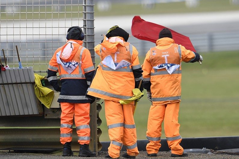 Phillip Island MotoGP: Qualifying cancelled due to dangerous weather
