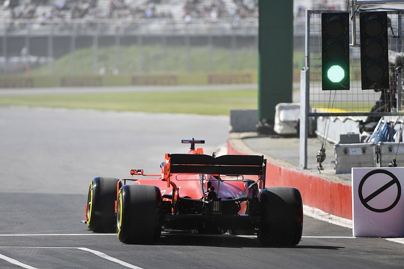 Ferrari among teams fitting new F1 engine parts for Canadian GP