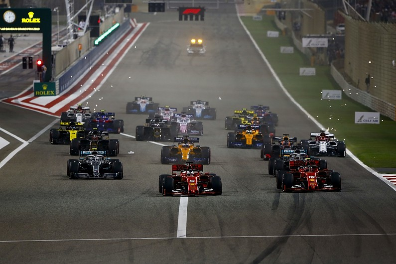 Video: Five things we learned in Formula 1's 2019 Bahrain GP