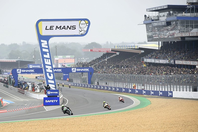 2020 MotoGP French Grand Prix session timings and preview - Motor Informed