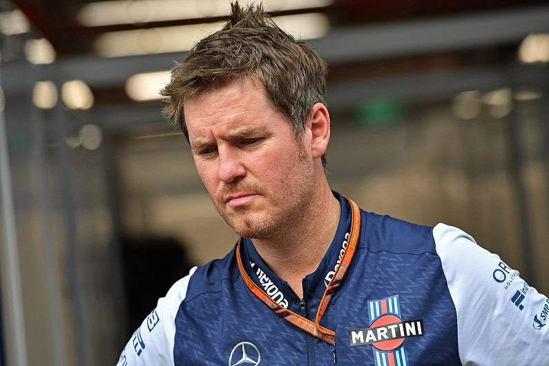 To The Rob 2018 Leave Smedley Of F1 Williams At Season End doreQCxBW