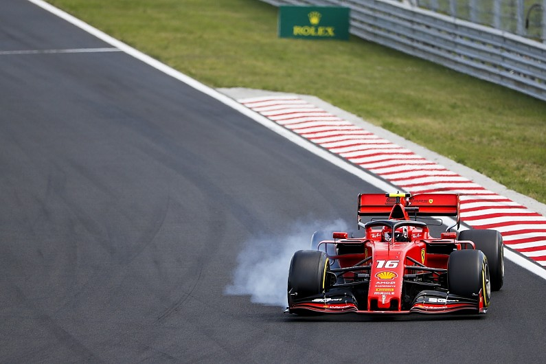 Ferrari Formula 1 team has