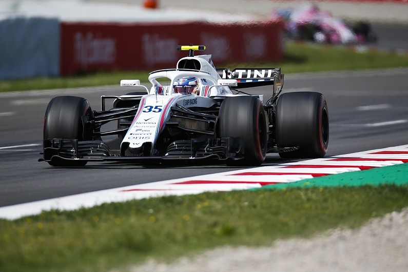 Williams Martini Racing: 'Very painful' Williams seat caused Sergey Sirotkin's hardest race.  Sergey Sirotkin sa...