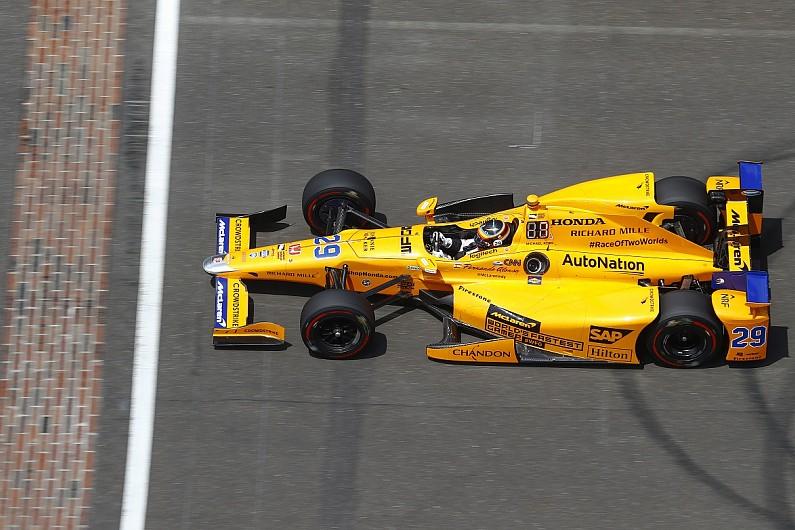 [IndyCar] 迈凯伦既不肯定也不否定会在2019年参加印地赛车