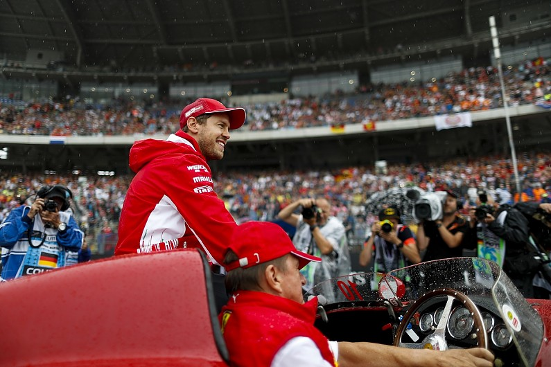 Four-time champion Vettel thinks F1 will regret losing German GP