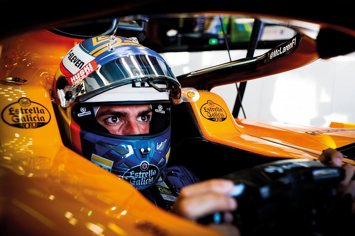 Sainz has dodged a Red Bull-et - F1 - Autosport Plus