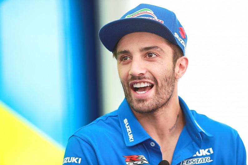 Andrea Iannone To Replace Scott Redding At Aprilia For Motogp 2019