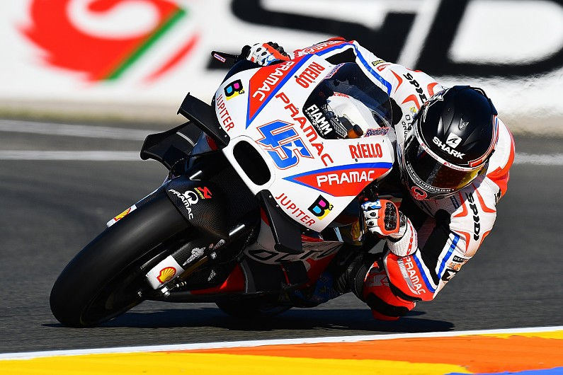 Motogp Riders Cant Be Lazy In  After Winglets Ban Redding Motogp Autosport