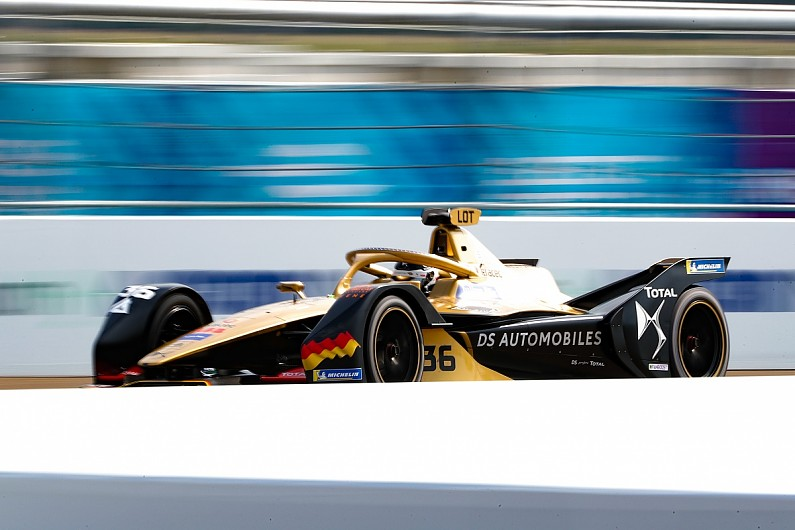 Berlin Formula E: Title-chasing Lotterer tops practice from Mortara