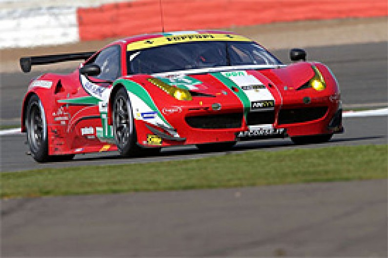 AF Corse Ferrari to contest Asian Le Mans Series