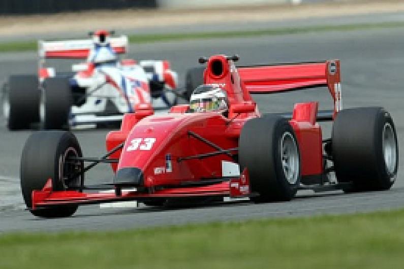 Eng wins second Silverstone race - F2 - Autosport
