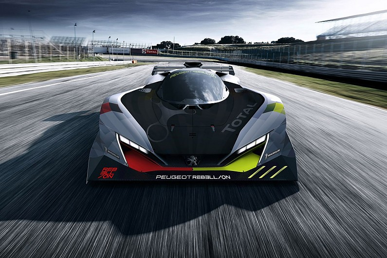 Peugeot, Rebellion join forces over World Endurance hypercar entry