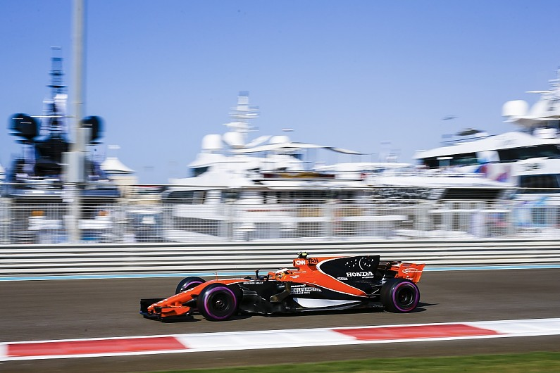 McLaren rules out having title sponsor for 2018 Formula 1 season ...