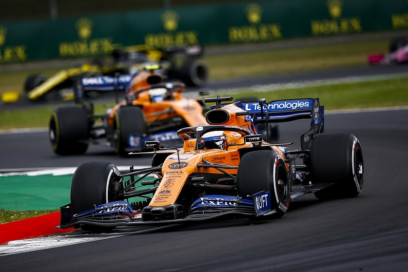 McLaren Formula 1 slow speed corner gains a 'high priority' - Seidl