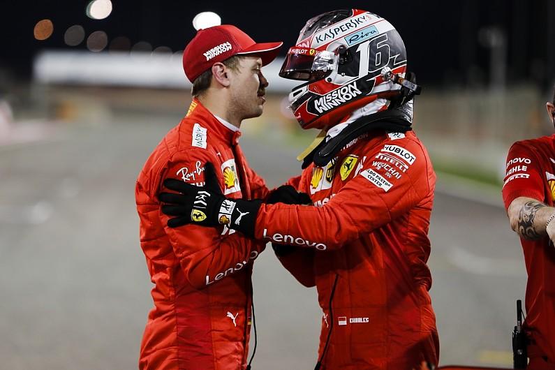 Video: Is Ferrari managing its Formula 1 drivers correctly?