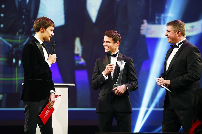The full list of 2018 Autosport Awards winners - Autosport