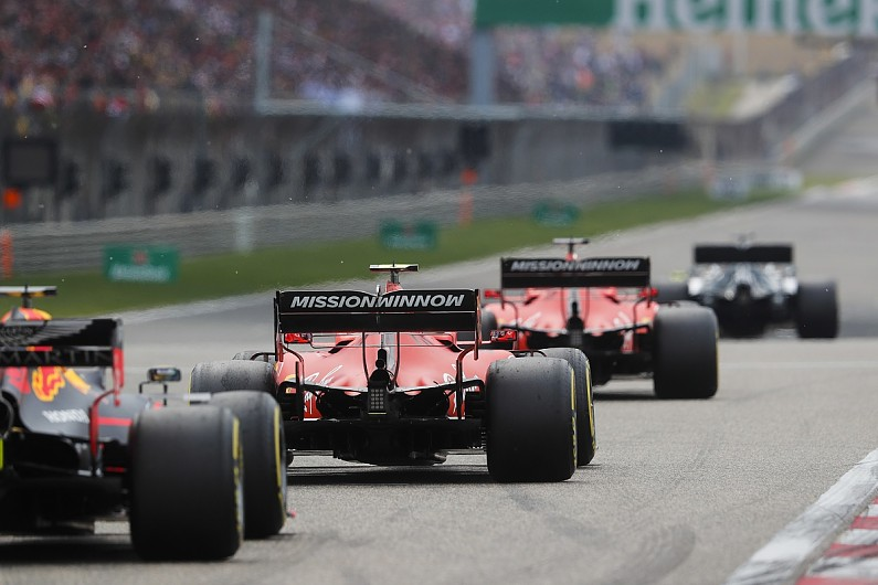 Formula 1 clutch rules changed for 2020 to put emphasis on drivers