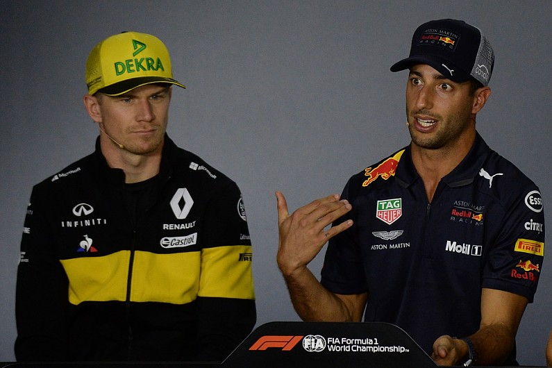 What S Behind Daniel Ricciardo S Switch To Renault For F1 2019 F1 Autosport