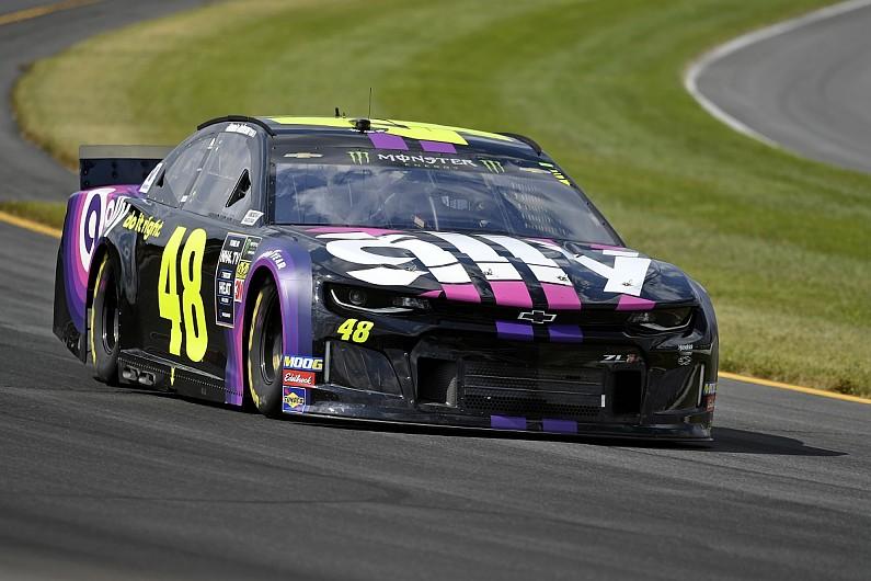 Seven-time champion Jimmie Johnson favours NASCAR stay beyond 2020