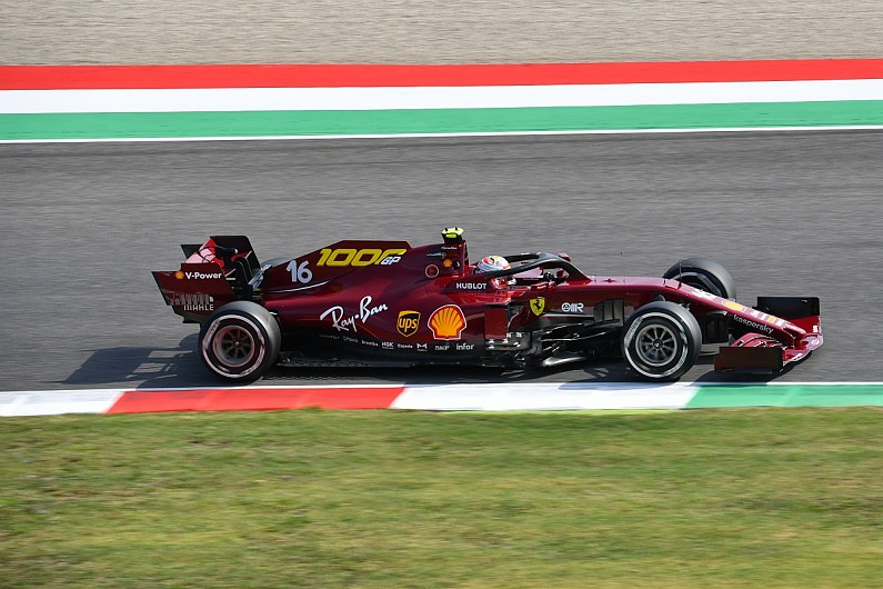 Leclerc Explains Ferrari S Surprise F1 Practice Form At Mugello F1 Autosport