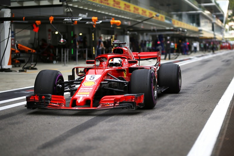 The new tech concept Ferrari's 2018 F1 title hopes now rest on