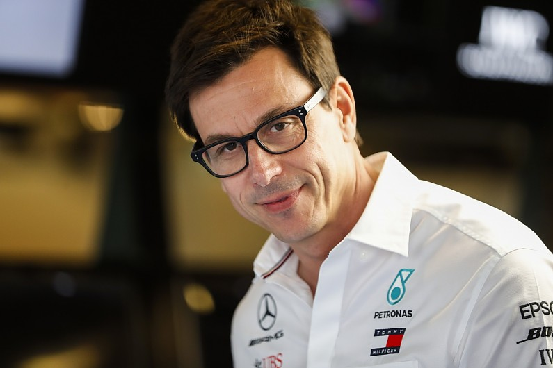 """Wolff doesn't need """"reinvention"""" in job away from Mercedes F1 team"""