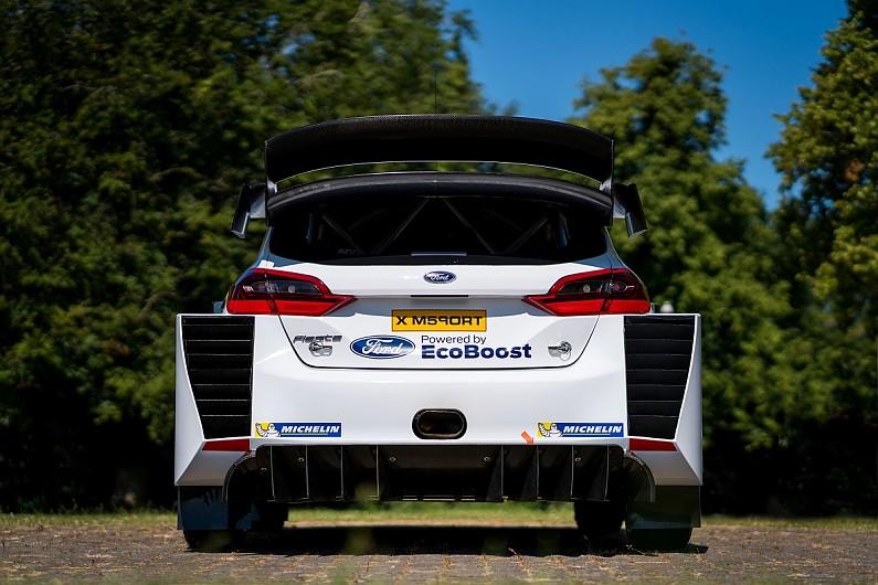 [WRC] 奥吉尔独享芬兰站福特全新空动套件