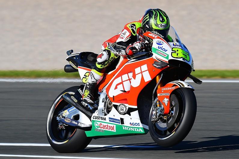 Cal Crutchlow Honda Was Most Difficult Motogp Bike Again In 2016 Motogp Autosport