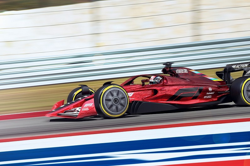 Cars over three seconds slower worth it for better racing - Formula 1