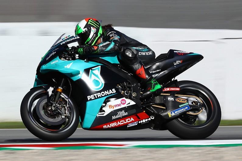 Catalunya MotoGP: Morbidelli and Zarco lead FP2 times despite crashes - Motor Informed