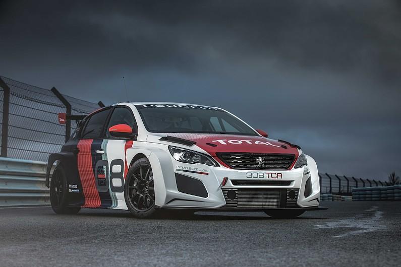 [WTCR] 标致发布新款308 TCR赛车