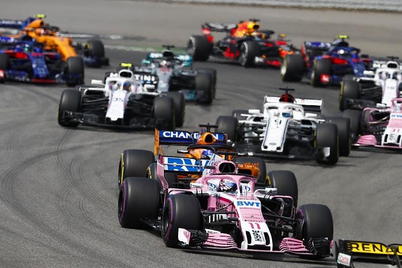 Perez: Two-tier split and Class B wins talk 'damaging F1 a lot'