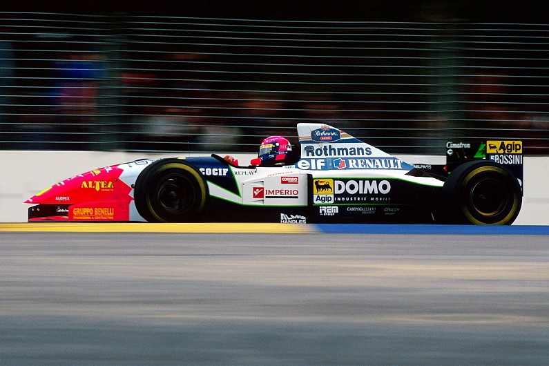 Video: Ranking the best and worst looking F1 cars from 1995 - F1