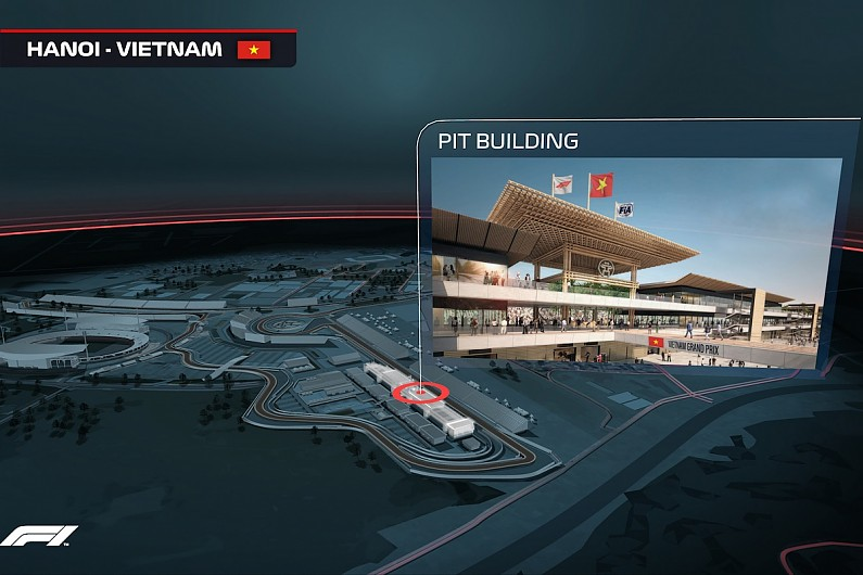 Calendario Moto Gp 2020.Formula 1 Announces Vietnam Grand Prix Will Be On 2020 Calendar F1