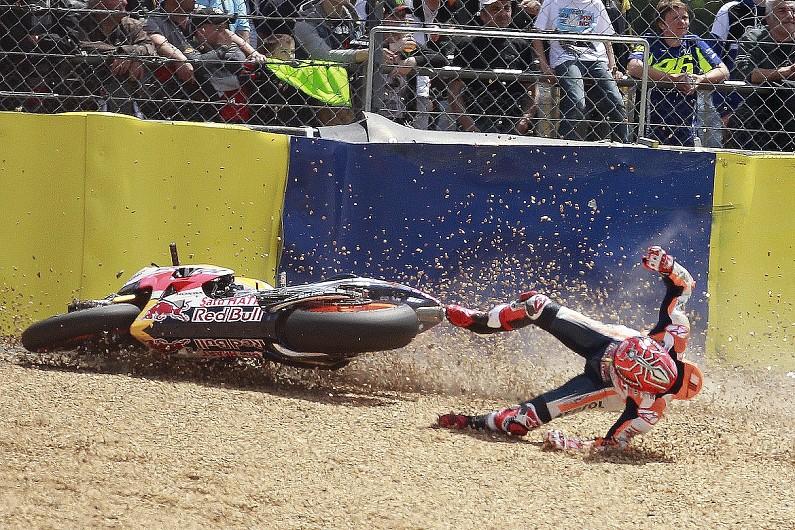 [MotoGP] 马奎斯:赛季初期压力太大导致我脱发