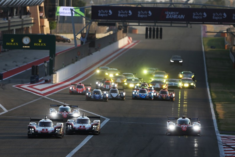 World Endurance Championship 2019/20 calendar announced - WEC