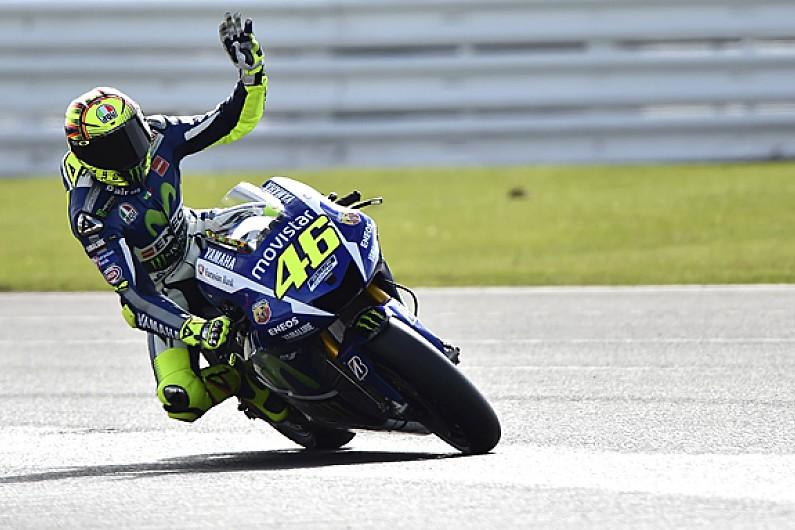 Valentino Rossi 2015 Wasn T My Last Motogp Title Chance