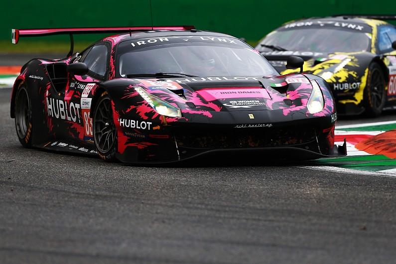 Ferrari F1 test driver Ilott to race in GT World Challenge Europe in 2021 - Motor Informed