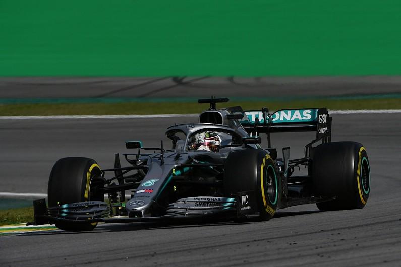 Brazilian GP: Hamilton summoned to F1 stewards after Albon clash