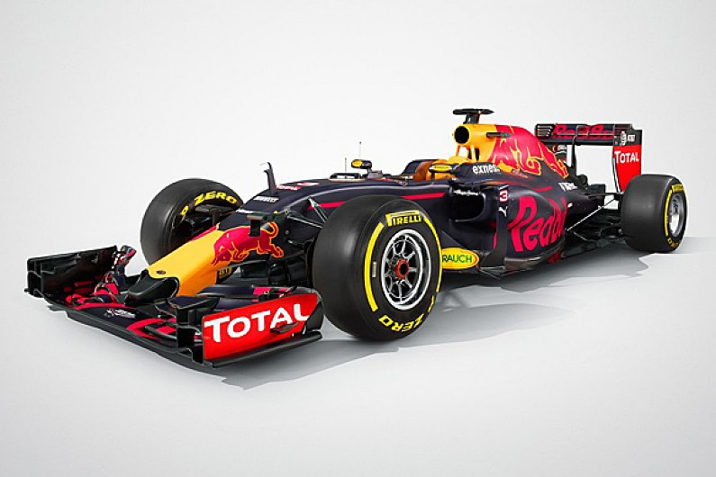 Red Bull Racing Reveals Its Formula Car The