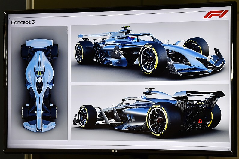 The Key Questions Raised By Formula 1's 2021 Car Concepts