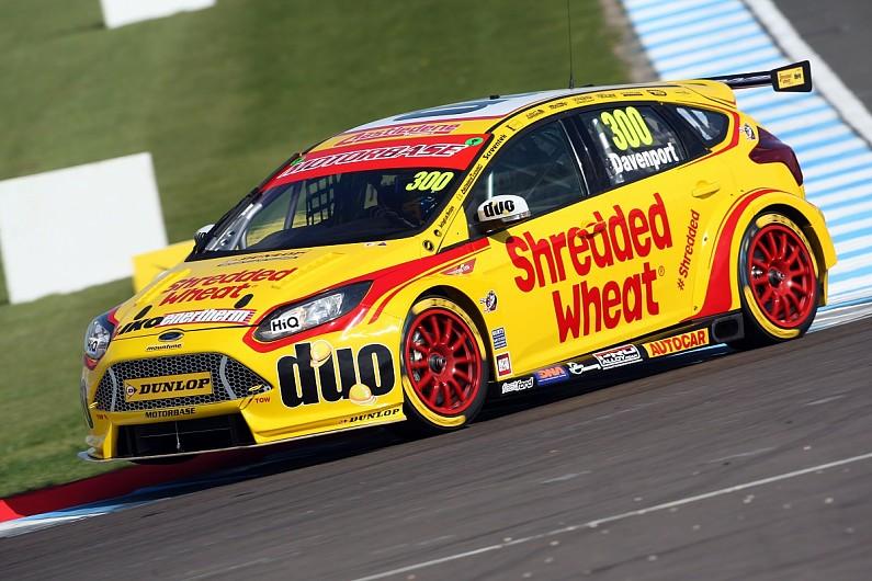 Injured BTCC driver Luke Davenport now out of coma - BTCC - Autosport
